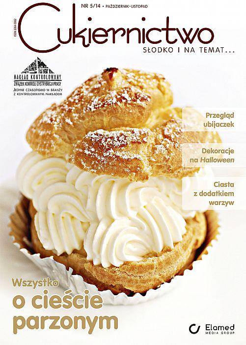 Cukiernictwo wydanie nr 5/2014