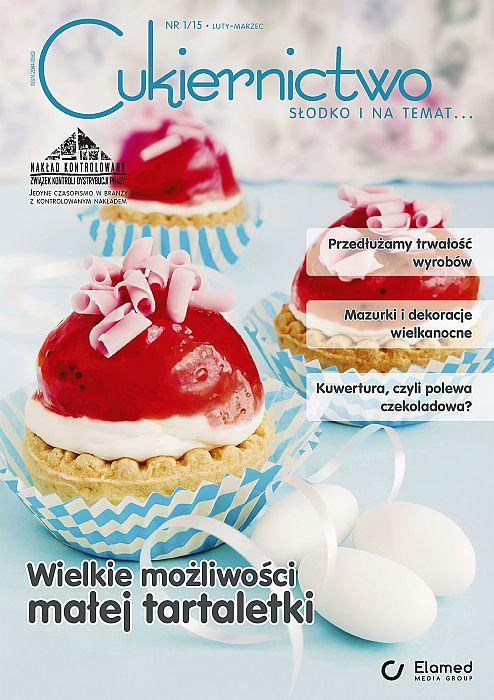 Cukiernictwo wydanie nr 1/2015
