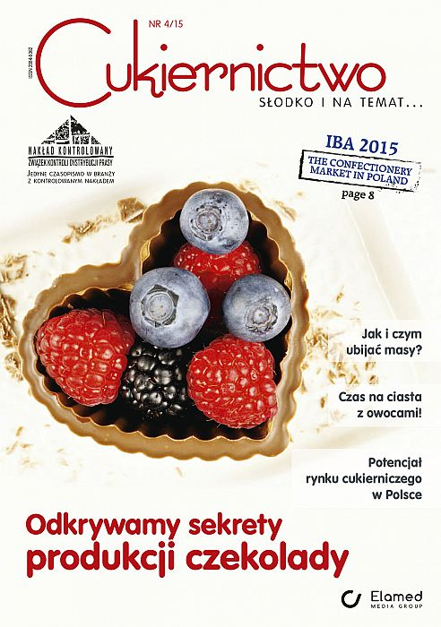 Cukiernictwo wydanie nr 4/2015